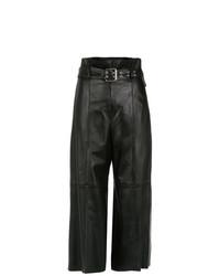 ee36f5178 Comprar una falda pantalón de cuero: elegir faldas pantalón de cuero ...