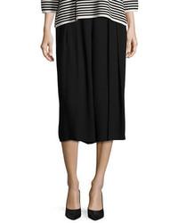 6ca84425c4 Comprar una falda pantalón de seda plisada  elegir faldas pantalón ...