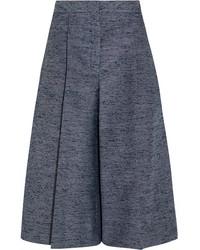 Falda pantalón en gris oscuro de Stella McCartney