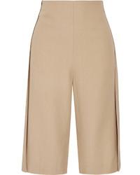Falda pantalón marrón claro de Acne Studios