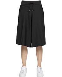 Falda pantalón negra de adidas