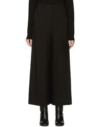 Falda pantalón negra de Givenchy