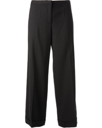 Falda pantalón negra de Tory Burch