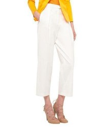 472235d4e3 Comprar una falda pantalón plisada en beige  elegir faldas pantalón ...