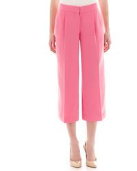 Falda pantalón rosa