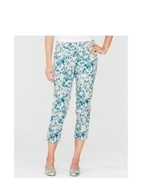 Floral capri pants original 1502785