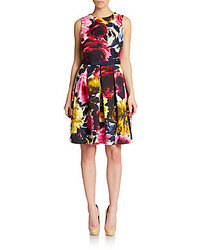 Floral party dress original 1409149