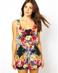Floral playsuit original 6779133
