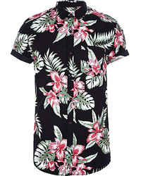 Floral short sleeve shirt original 369328