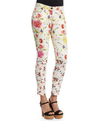 Floral skinny jeans original 3875405