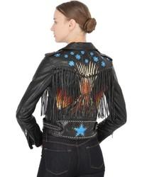 Fringe biker jacket original 10329573