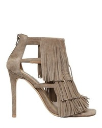 Fringe heeled sandals original 10398901