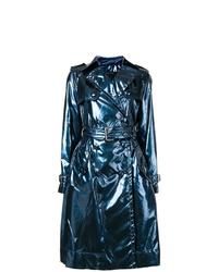 Gabardina azul marino de Marc Jacobs