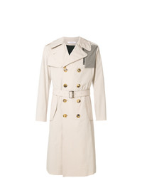 Gabardina en beige de Givenchy