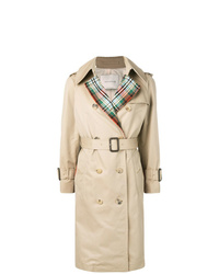Gabardina en beige de MACKINTOSH