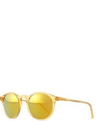 Gafas de sol amarillas de Kyme