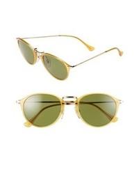 Gafas de sol amarillas de Persol
