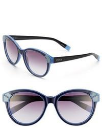 Gafas de sol azul marino de Furla