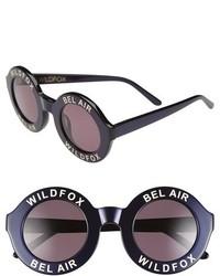 Gafas de sol azul marino de Wildfox Couture