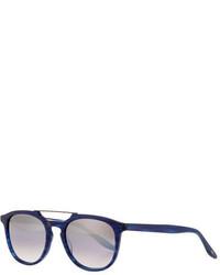 Gafas de sol azules de Barton Perreira