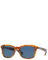 Gafas de Sol Azules de Burberry