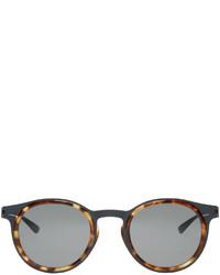 Gafas de sol azules de Damir Doma