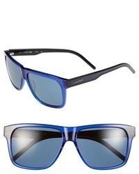 Gafas de sol azules de Lacoste