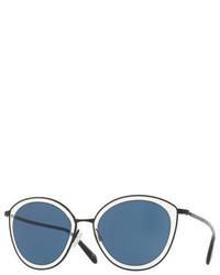 Gafas de sol azules de Oliver Peoples