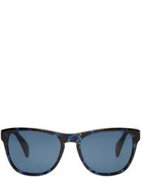Gafas de sol azules de Paul Smith