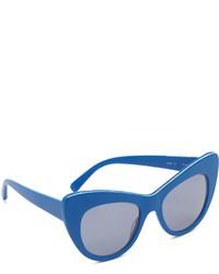 Gafas de sol azules de Stella McCartney