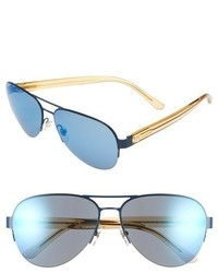 Gafas de sol azules de Tory Burch