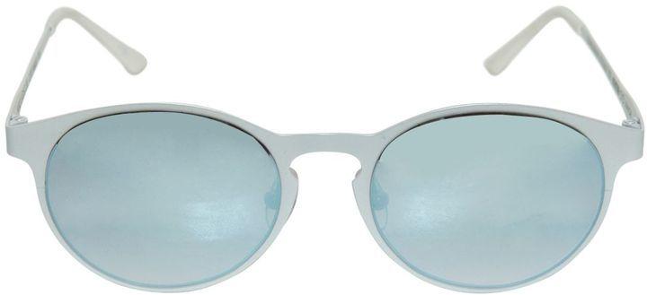 Gafas de sol blancas de Kyme