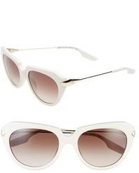 Gafas de sol blancas de MCQ