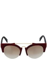 Gafas de Sol Burdeos de Italia Independent