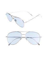Gafas de sol celestes