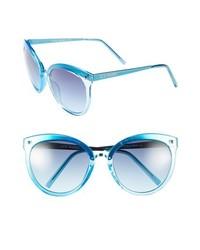 Gafas de sol celestes de Steve Madden