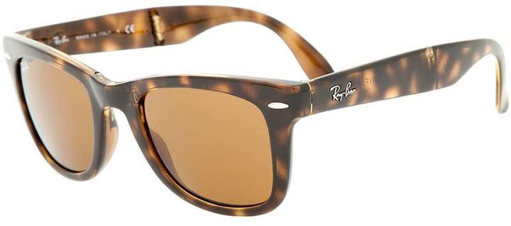 gafas ray ban leopardo