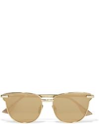 Gafas de Sol Doradas de Le Specs