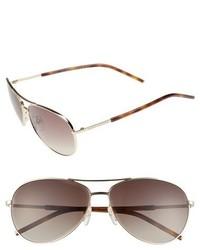 Gafas de sol doradas de Marc Jacobs