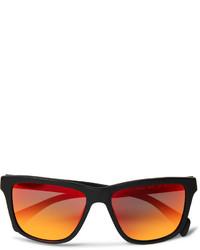 Gafas de sol doradas de Paul Smith