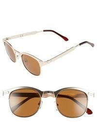 Gafas de sol doradas de Topman
