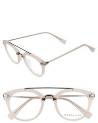 Gafas de sol en beige de Derek Lam
