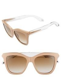 Gafas de sol en beige de Givenchy