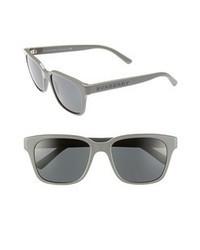 Gafas de sol en gris oscuro de Burberry