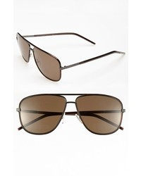 Gafas de sol en marrón oscuro de Christian Dior