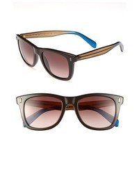 Gafas de sol en marrón oscuro de Marc by Marc Jacobs