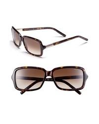 Gafas de sol en marrón oscuro de Tommy Hilfiger