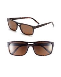 Gafas de sol en marrón oscuro de Tumi