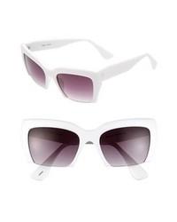 Gafas de sol en negro y blanco de Fantas Eyes