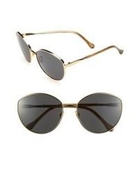 Gafas de sol en negro y dorado de Elizabeth and James